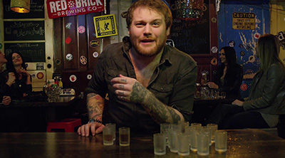 Danny Worsnop - Don't Overdrink It
