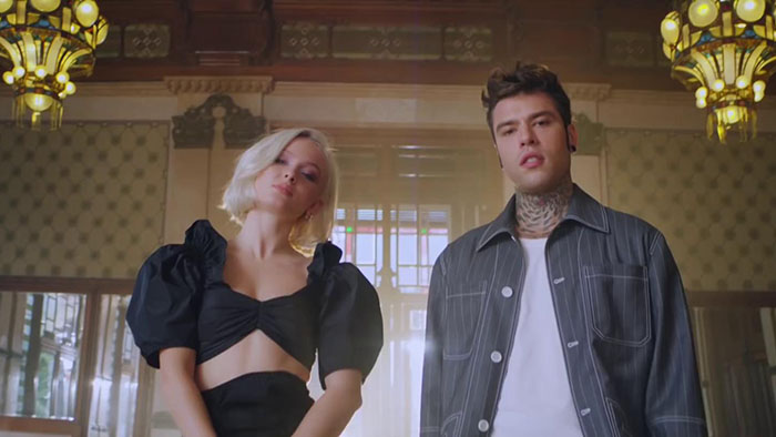 Fedez ft. Zara Larsson - Holding out for You