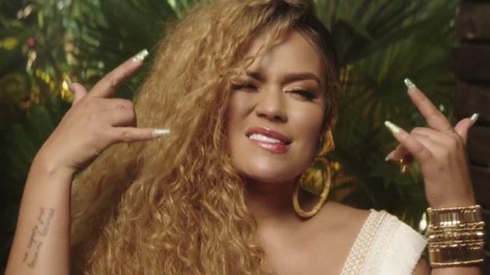Karol G, Damian Marley - Love With A Quality