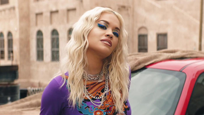 Rita Ora - New Look